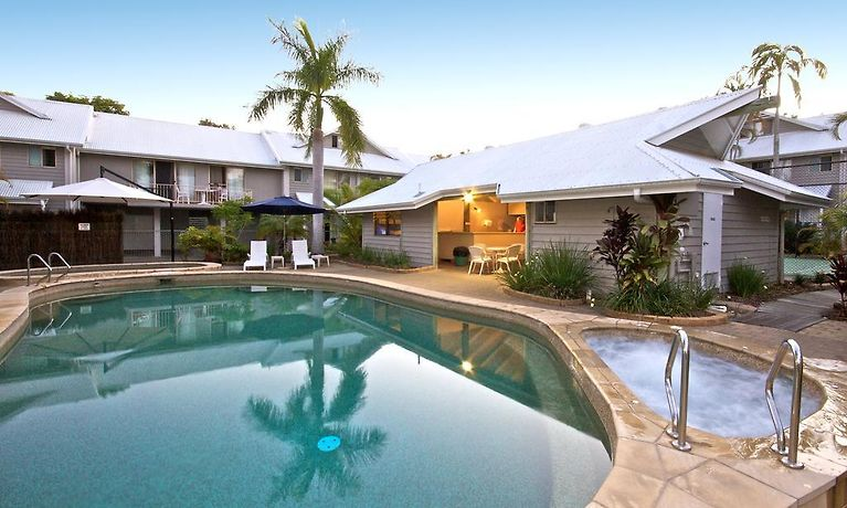 Hotel Pelican Beach Resort Noosaville Australia Rates